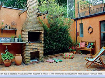 299229 Sugestões para decorar o quintal com churrasqueira 1 Sugestões para decorar o quintal com churrasqueira