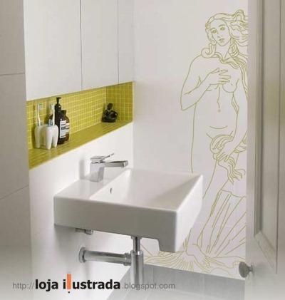 299713 Adesivos para Azulejos 2 Adesivos de azulejo para decorar paredes