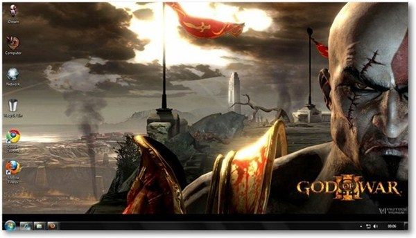 299817 GodWar3im1 God of War 3 Theme for Windows 7