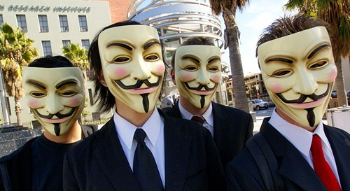 300012 Anonymous Hackers do bem acabam com sites de pedofilia