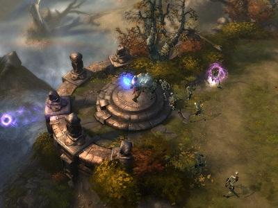 300067 diablo3 02 De forma tímida, Blizzard fala de Diablo III para consoles
