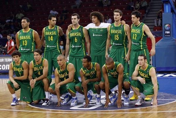 300390 basquete brasileiro Brasil já tem 100 atletas garantidos nos Jogos Olímpicos de Londres em 2012