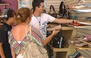 Vagas de emprego temporário em shoppings de SP