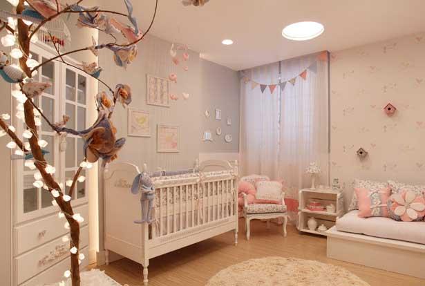 300773 pisca pisca no quarto do bebê Aprenda a usar pisca pisca na decoração da casa