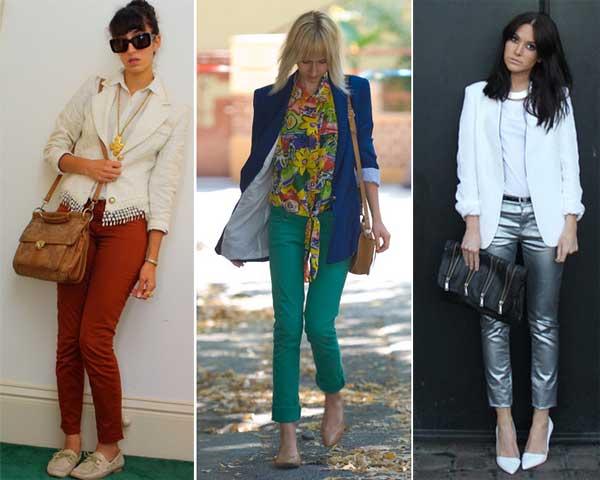 300853 blazer Calça Cropped – Tendência para o verão 2012
