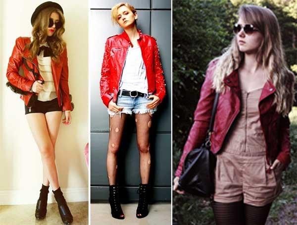 300894 jaqueta Como usar Vermelho   Dicas e Looks