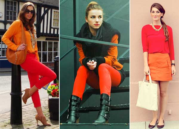 300894 red laranja Como usar Vermelho   Dicas e Looks