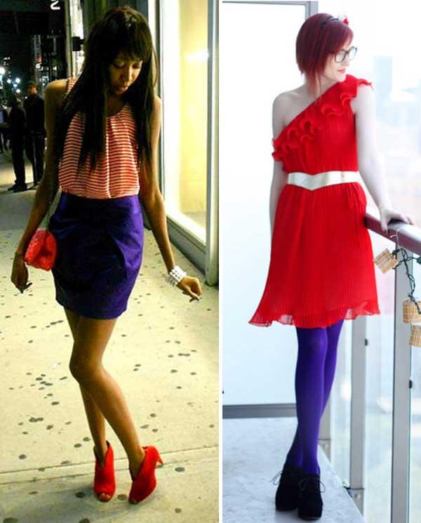 300894 red roxo Como usar Vermelho   Dicas e Looks