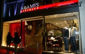 Loja virtual Aramis Menswear