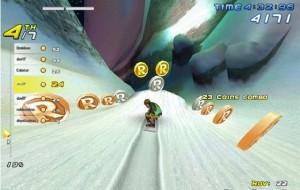 Project Powder, jogo online de snowboard