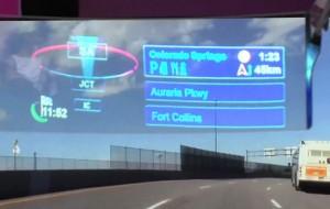 Novo GPS exibe orientações sobre o mundo real