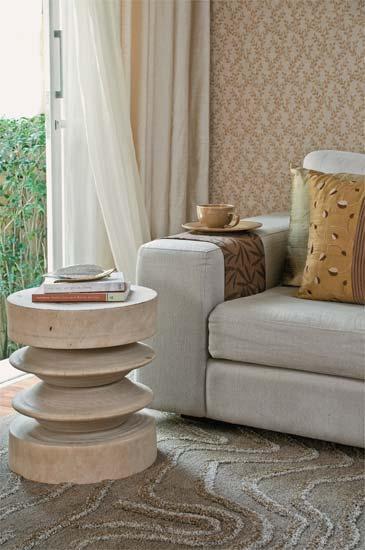 302162 salas aconchegantes tons marrom bege Tons neutros na decoração: dicas, tendências