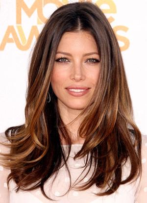 303002 ombr%C3%A9 Cores de cabelos 2012: tendências e fotos