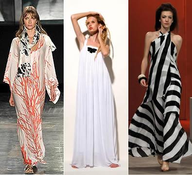 303923 vestidos longos sao ideais para magras e altas O vestido certo para cada tipo de corpo