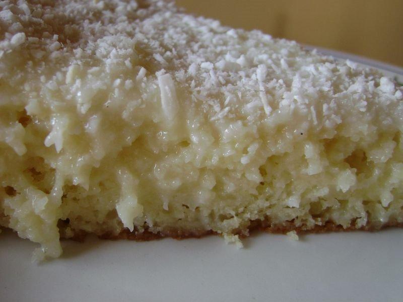304219 bolo gelado simples 1 Receita de bolo gelado simples