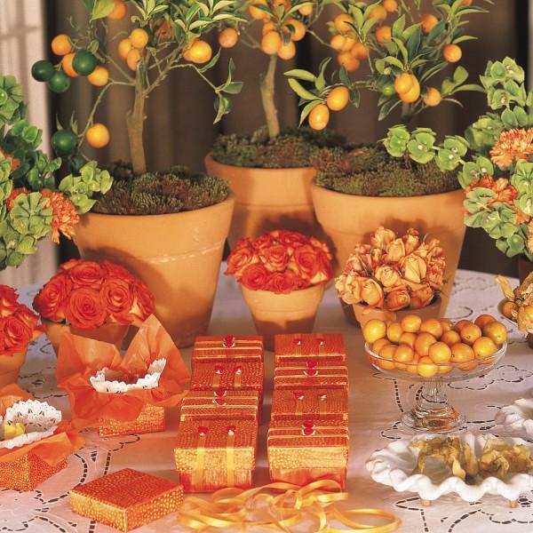 304331 Decoração de Casamento com Frutas 5 600x600 Decoração com frutas para casamento