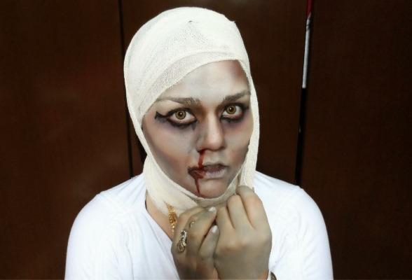 304404 Fantasias de halloween criativas e fáceis de fazer 22 Fantasias de halloween criativas e fáceis de fazer