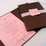 305716 Decoração de casamento rosa e marrom 01 150x150 Decoração de casamento rosa e marrom