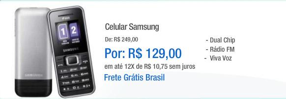 305967 celular em promoção City Lar: celulares em promoção