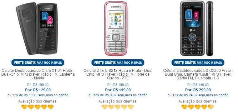 305967 maiscelular City Lar: celulares em promoção