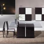 306032 decoração moderna 150x150 Preto e branco na decoração da casa