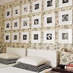 306032 quadros e almofadas são o destaque na decoração 150x150 Preto e branco na decoração da casa