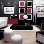 306032 uma decoração especial e harmoniosa 150x150 Preto e branco na decoração da casa