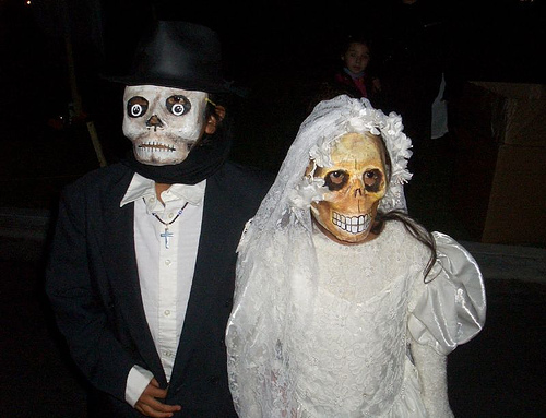 306114 Trajes de Halloween para casais idéias 3 Fantasias de Halloween para casais: ideias, dicas