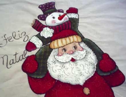 306428 boneco de neve Enfeites de Natal: aprenda a confeccionar