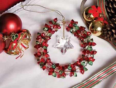 306428 guirlanda Enfeites de Natal: aprenda a confeccionar