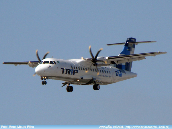 306575 2 Trip Linhas Aéreas: reservas, check in