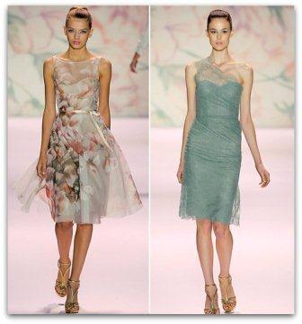306580 MADRINHA DIA Vestidos de madrinhas de casamento: Tendências 2012