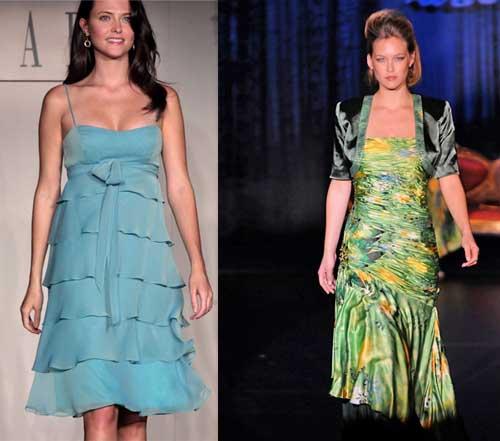 306580 vestido para madrinhas Vestidos de madrinhas de casamento: Tendências 2012