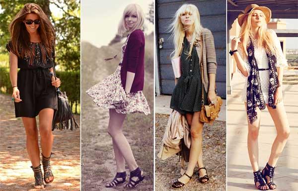 306723 vestido curto Rasteirinhas   Dicas para o Verão 2012