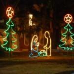 307349 decoração externa de natal com pisca pisca5 150x150 Decoração externa de Natal com pisca pisca