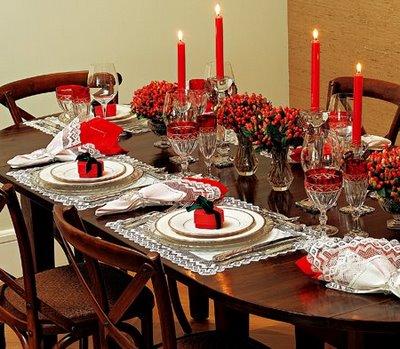 307390 Descubra como decorar uma mesa para a ceia de natal 1 Descubra como decorar uma mesa para a ceia de natal