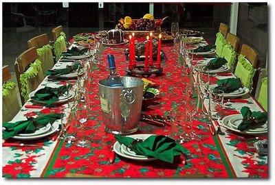 307390 Descubra como decorar uma mesa para a ceia de natal 2 Descubra como decorar uma mesa para a ceia de natal