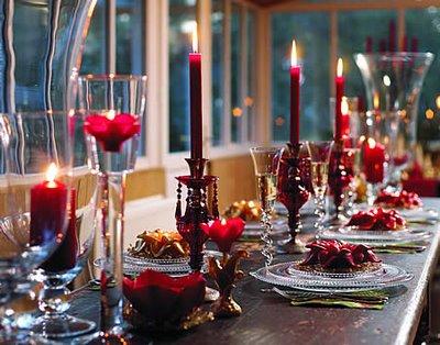 307390 Descubra como decorar uma mesa para a ceia de natal 3 Descubra como decorar uma mesa para a ceia de natal