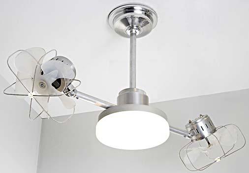 307719 ventiladorteto 02 Modelos de ventiladores de teto