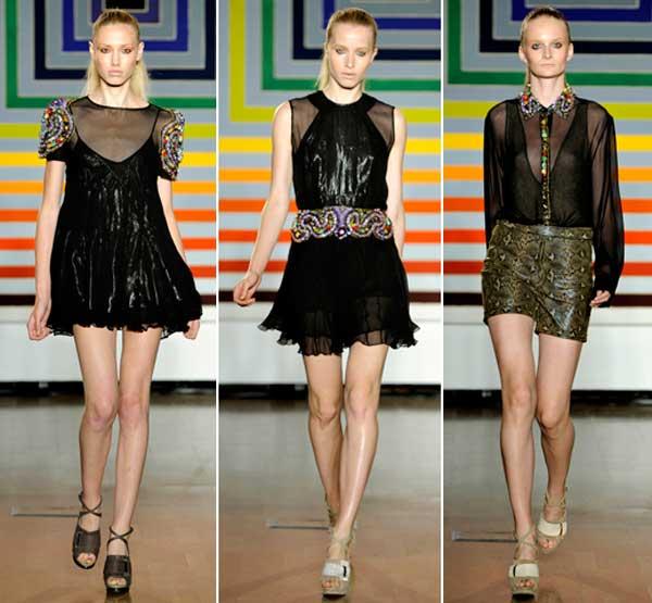 308271 fashion east detalhe Bordados e Pedrarias   Verão 2012