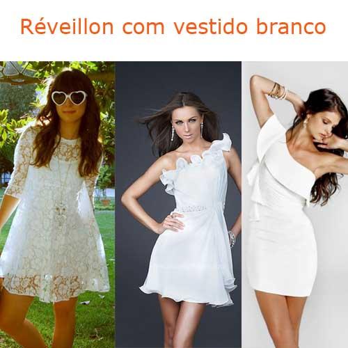 308492 réveillon com vestido branco Roupas para Réveillon 2012: fotos, modelos