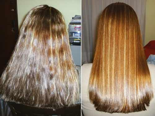 309433 escova progressiva8 Selagem térmica para os cabelos: dicas e fotos