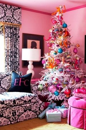 309615 árvore de natal para crianças Ideias criativas para decorar uma árvore de Natal