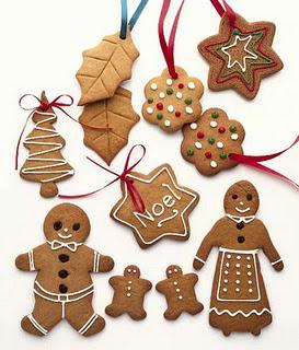 309615 biscoitos de Natal Ideias criativas para decorar uma árvore de Natal