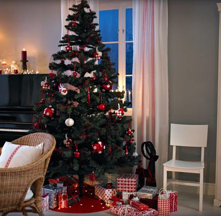 309615 decorar arvore de natal Ideias criativas para decorar uma árvore de Natal