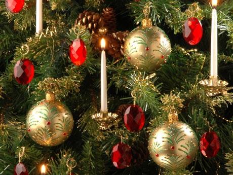 310730 Bolas para árvores de Natal 7 Bolas para árvores de Natal: veja modelos
