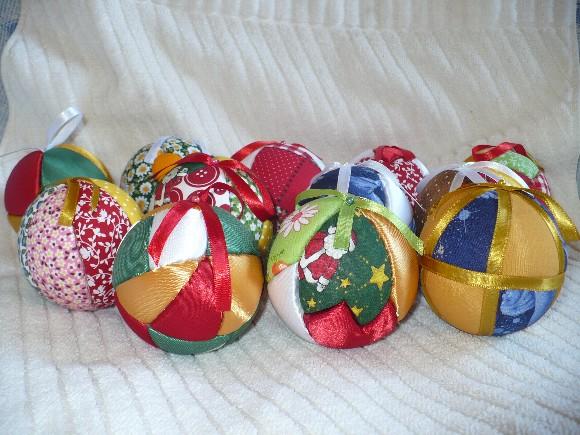 310730 Bolas para árvores de natal veja modelos 2 Bolas para árvores de Natal: veja modelos