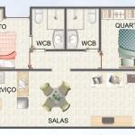 31111 planta moderna 15 150x150 Planta de casas modernas