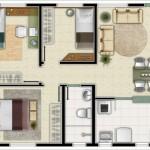 31111 planta moderna 8 150x150 Planta de casas modernas