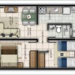 31111 planta moderna 9 150x150 Planta de casas modernas